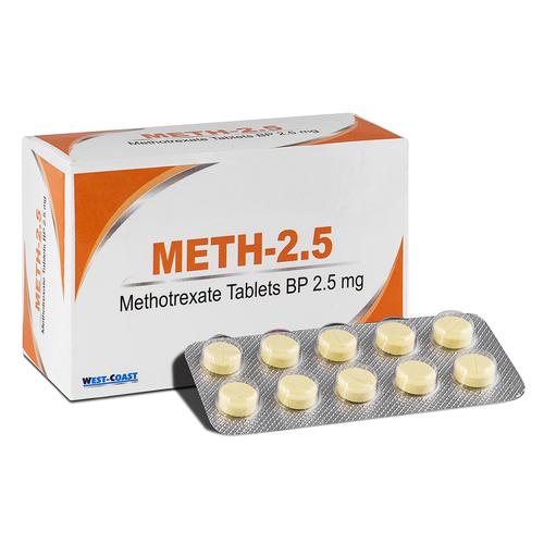 Meth-2.5 Methotrexate Tablets