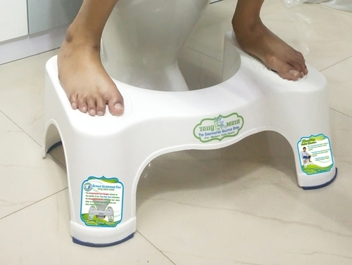 Toily Mate Stool For Western Toilets