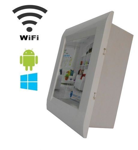 Android/Windows/Wifi Based Home Automation (4 Device Support
