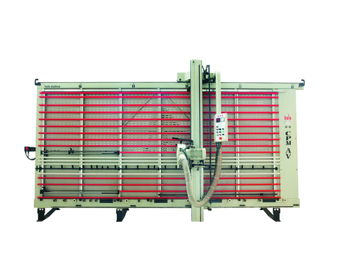 Automatic Aluminum Composite Panel Cutting And Grooving Machine