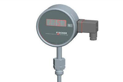 Fischer Te01 A   Digital Thermometer