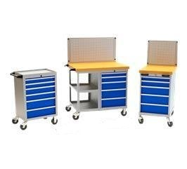 Tool Trolley With Board