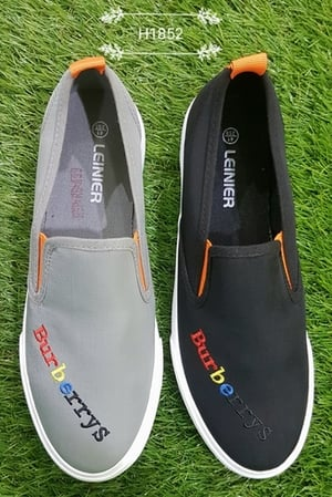 Imported Gents Canvas Shoes