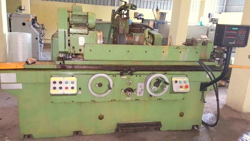 1 Meter Cylindrical Grinding Machine in  Mayapuri - Ii