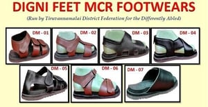 MCR and MCP Sandals