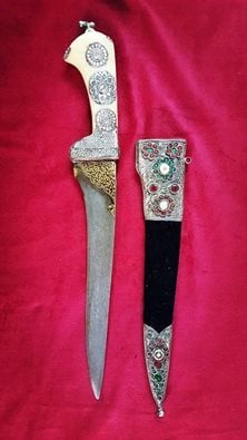 Handcrafted Decorative Daggers and Knives