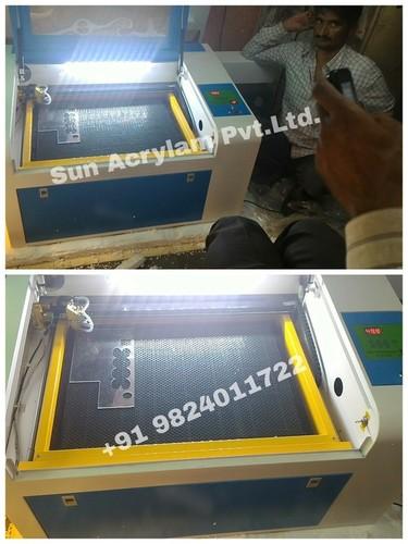 Heavy Duty Laser Engraving Machine