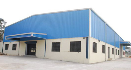Structural Industrial Sheds in  66-Sector
