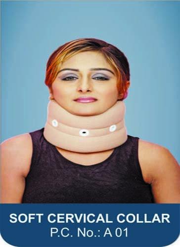 Skin Friendly Soft Cervical Collar
