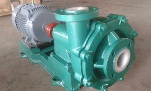 UHMW-PE Anti-Corrosive and Anti-Wear UHB-ZK Series Slurry Pump