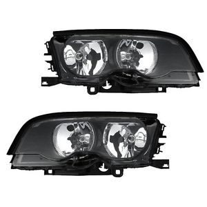 BMW Car Head Lights