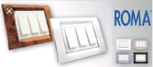 Anchor Roma Electrical Modular Switches
