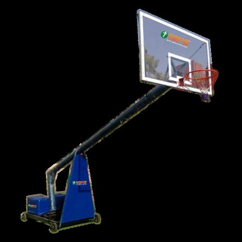 Basketball Post Portable