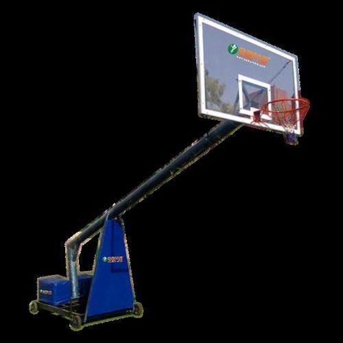 Portable Basketball Post