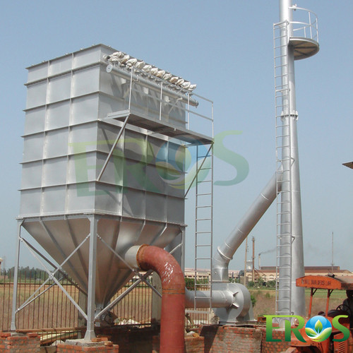 Air Pollution Control System For Brass Recycling Plant