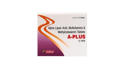 Alpha Lipoic Acid, Multivitamins, Methylcoblamine Tablet