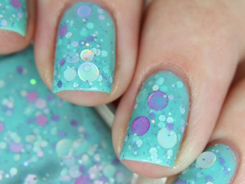 Cosmetic Glitter For Nail Polish