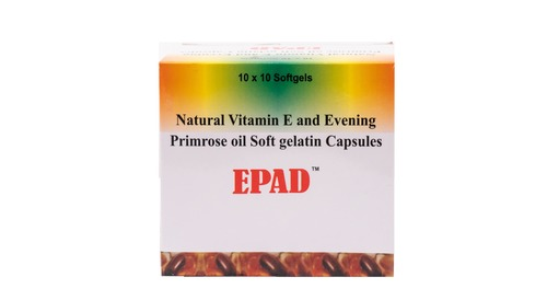 Vitamin E Softgel Capsules