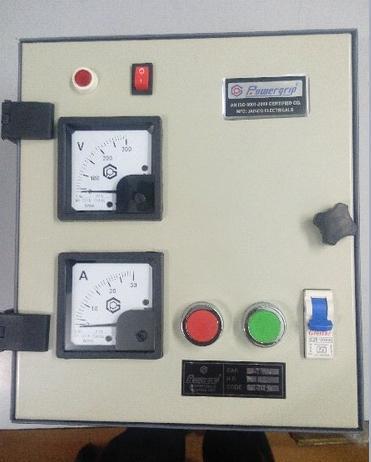 Single Phase Submersible Pump Panel in  Tri Nagar