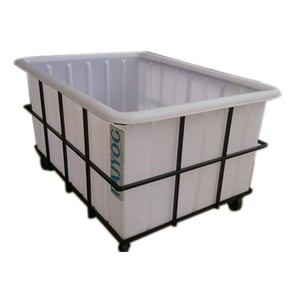 Textile Processing Container