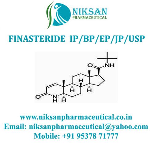 Finasteride Ip/Bp/Usp/Ep