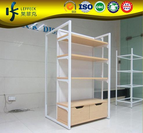 Customized Size Store Display Shelves Certifications: Iso9001