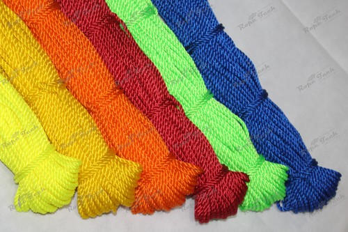 Durable Colored Plastic Rope