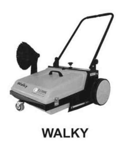 Manual Operated Floor Sweeping Machine