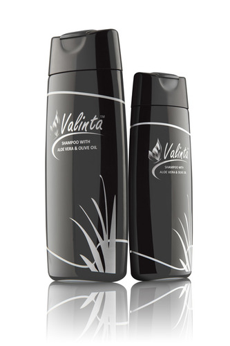 Shampoo With Aloe Vera And Olive Oil Extract