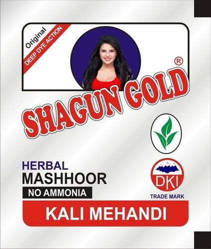 Kali Mehandi Herbal Powder