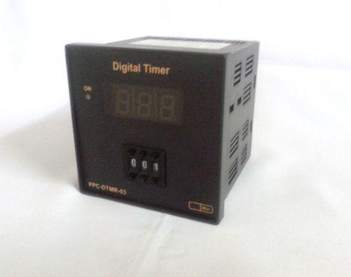 2 Digit Digital Timer (Push Wheel Setting)