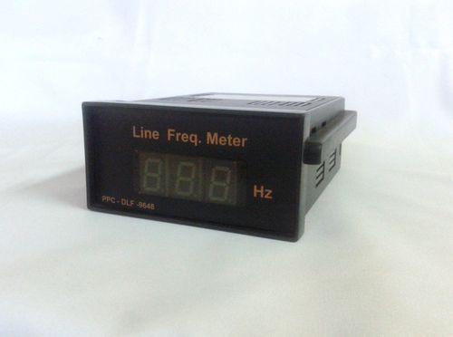 Digital Line Frequency Meter