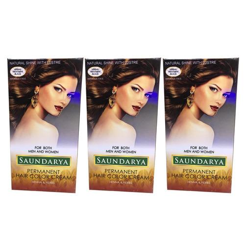 Amonia Free Cream Based Hair Color