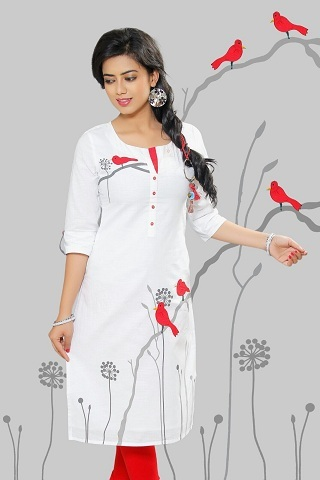 Formal Ladies Kurti in  A-Sector (Sanwer)