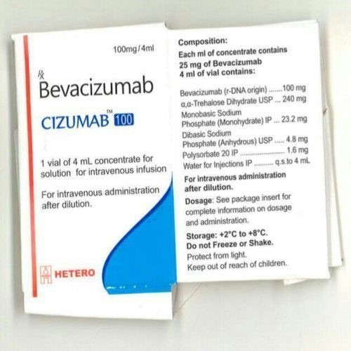 Cizumab Injections