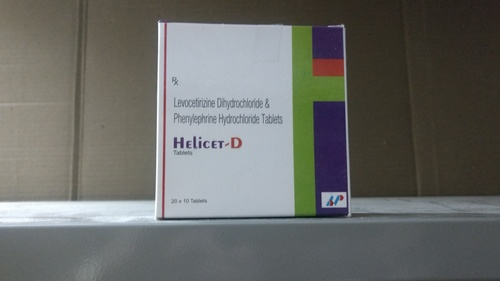 Helicet-D Tablets