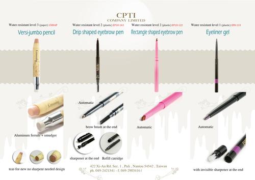 Eyebrow And Eyeliner Pen