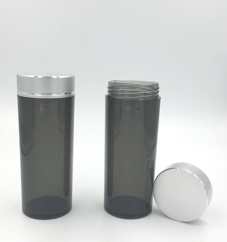 Fda Certificate Plastic Medicine Bottle - Capsule Pill Bottle With Lid