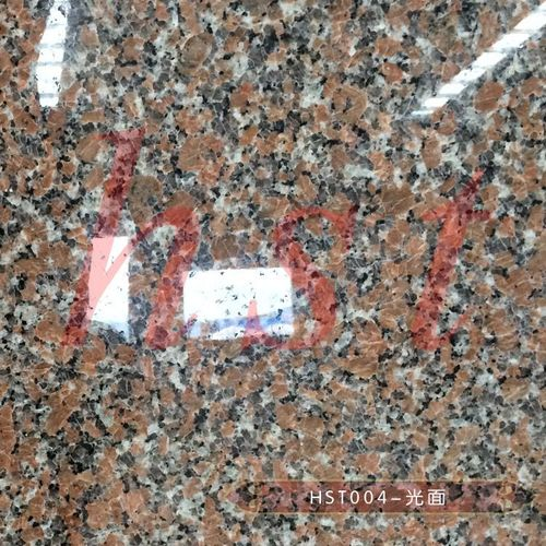 Polished Maple Red Granite G562 Countertops