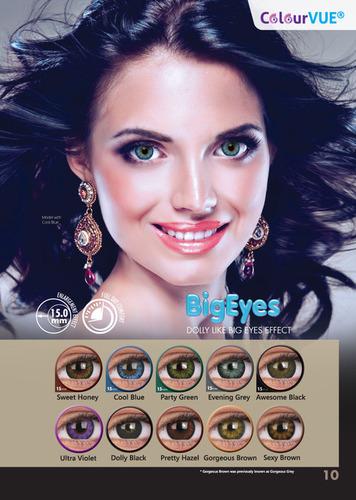 Bigeyes Series