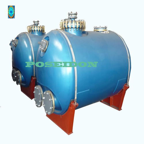 Din Standard Ff,Fk,Ae,Be,Ce Glass Lined Industrial Reactor