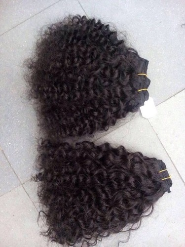 Indian Remy Kinky Curly Hair