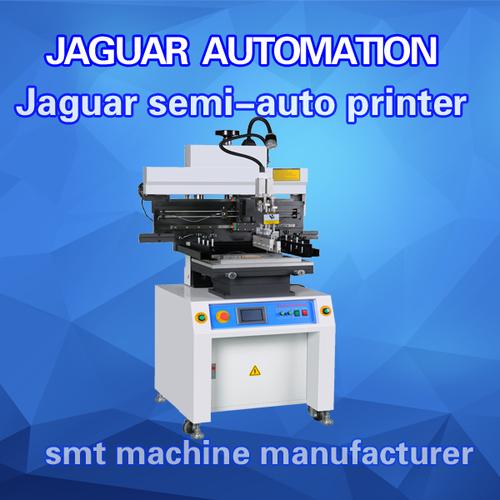 Smt Semi Solder Paste Printer