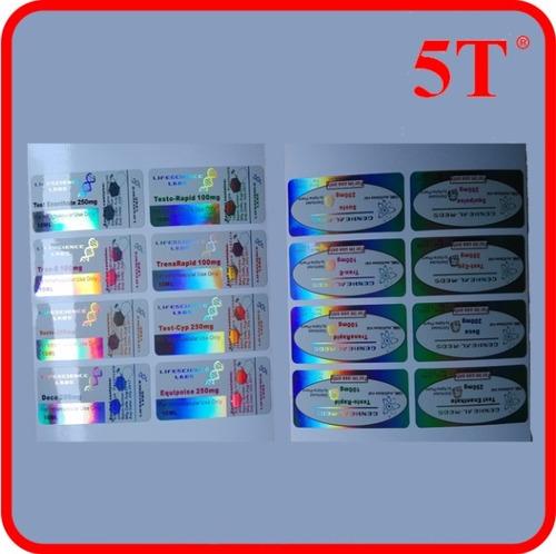 Robust Holographic Medicine Label