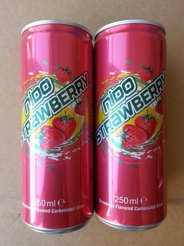 Nido Flavoured Carbonated Drink