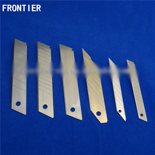 Utility Knife Cutter Blades In 9mm/18mm/25mm