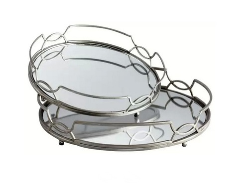 Stainless Steel Metal Tray