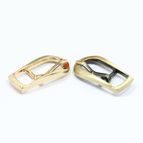 Exclusive Iron Pin Buckles For Belts Shoes And Handbags Custom Made