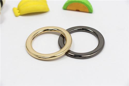 Nickel Free Stainless Steel Metal Round Circular O Rings