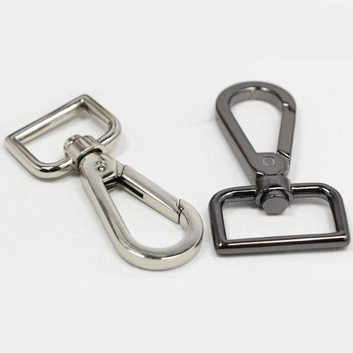 Oval Dog Trigger Hook Wholesale Metal Bag Clips For Handbags